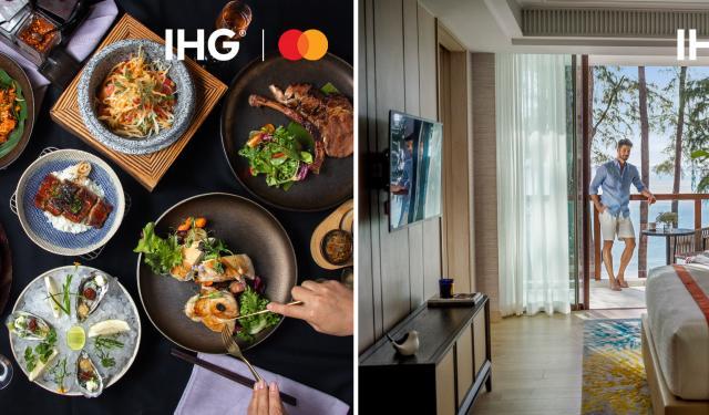 IHG & Mastercard Partnership