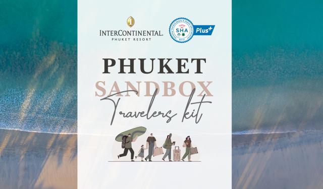 Phuket Sandbox - Travelers Kit