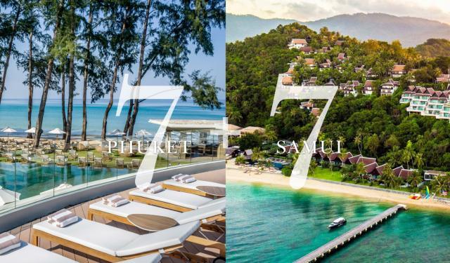 7 + 7 Phuket & Koh Samui